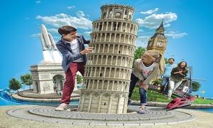 Mini Europe BE: Entrée pour un adulte ou un enfant dès 7,99 € au parc Mini-Europe