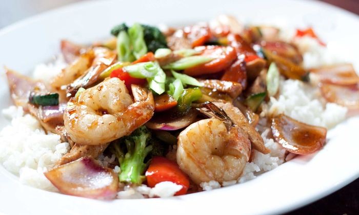 House Of Wong - Clayton: $17 for $30 Worth of Asian Cuisine and Drinks at House of Wong