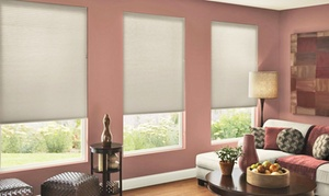 Wallauer's Design Center: Window Treatment or $100 Towards Window Treatment from Wallauer's Design Center (Up to 50% Off)