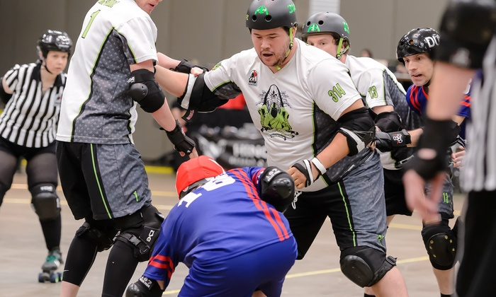 St. Louis GateKeepers vs. Dallas Deception - Midwest Sport Hockey Complex: $5 for a St. Louis GateKeepers Men's Roller-Derby Bout at Midwest Sport Hockey Complex on August 23 ($10 Value)
