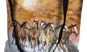 ZoogSay.com: $37 for $42 Worth of Handbags — Art Design