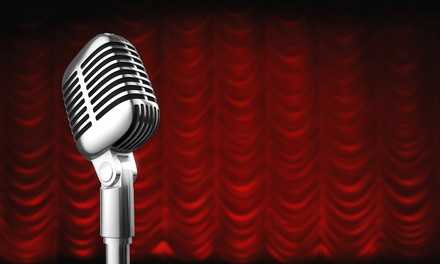 Standup-Comedy Package for Two with Nachos at The Ice House Through March 28 (Up to 78% Off)