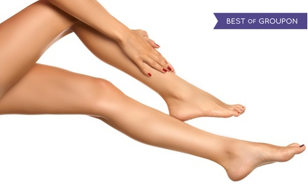 Six Laser Hair-Removal Treatments on Small, Medium, Large or Extra-Large Area at Body and Soul Day Spa (Up to 92% Off)