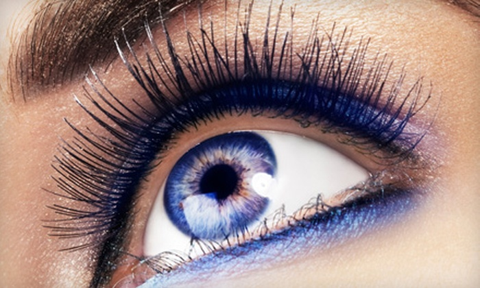 Urban Oasis Day Spa - Midtown: $79 for a Full Set of NovaLash Eyelash Extensions at Urban Oasis Day Spa (Up to $200 Value)