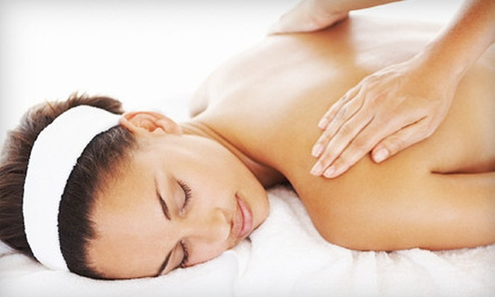Natural Healing Massage & Wellness - Centre Point Village: 60-Minute Swedish or Therapeutic Back Massage at Natural Healing Massage & Wellness (Up to 51% Off)