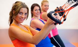 Anytime Fitness: Four, Six, or Eight Weeks of Unlimited Drop-In Fitness Classes at Anytime Fitness (Up to 70% Off)
