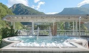 Savoie : chambre double Supérieure avec petit-déjeuner  La Léchère