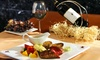 Doma Polo Bistro - Park West: Argentine Dinner for Two or Four with Tapas, Desserts, and Drinks at Doma Polo Bistro (45% Off)