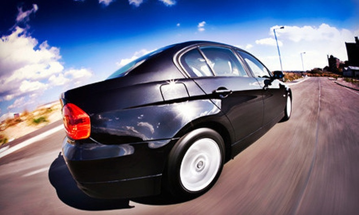 Go Dentless - Sudley: $75 for $150 Worth of Paintless Door-Ding Dent Removal at Go Dentless