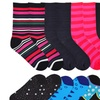 K. Bell Women's Laurel Burch or Soft and Dreamy 4-Pack Sock Bundles
