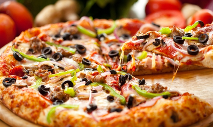 3 for 10 Pizza - Leicester: Four Pizzas, Two Sides and Two Drinks for £10 (Up to 51% Off)