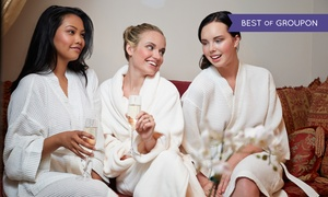 Up to 69% Off a Hot Tiger Spa Treatment at Santa Barbara Sparkling Spa, plus 9.0% Cash Back from Ebates.