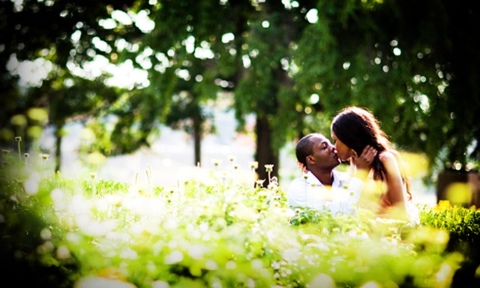 Maria A. Garth Photography - Philadelphia: $199 for an Engagement Photo Shoot with Digital Images from Maria A. Garth Photography ($450 Value)