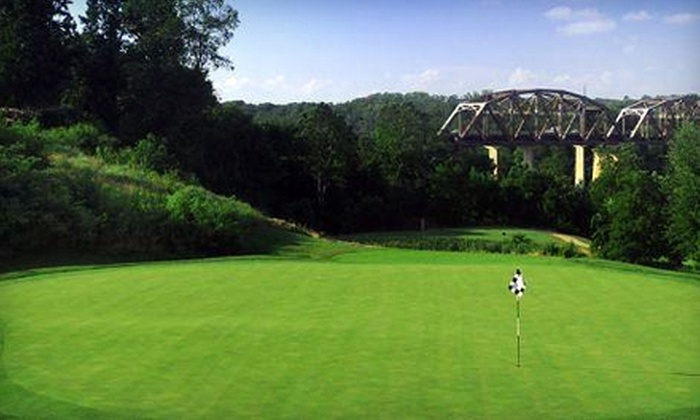 The Osprey's Golf Club at Belmont Bay - Woodbridge: 18-Hole Golf Outing for One, Two, or Four with Cart at The Osprey's Golf Club at Belmont Bay (Up to 54% Off)