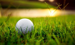 Oak Creek Golf Club: Up to 58% Off 18 holes with cart at Oak Creek Golf Club