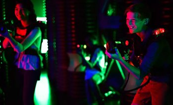 Up to 33% Off Laser Tag Pass at Ultrazone - Bailey's X-Roads