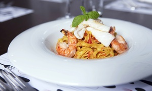 Giovanni Rubino: Włoskie pizze i makarony w Restauracji Giovanni Rubino – 44,99 zł za groupon wart 80 zł i więcej opcji