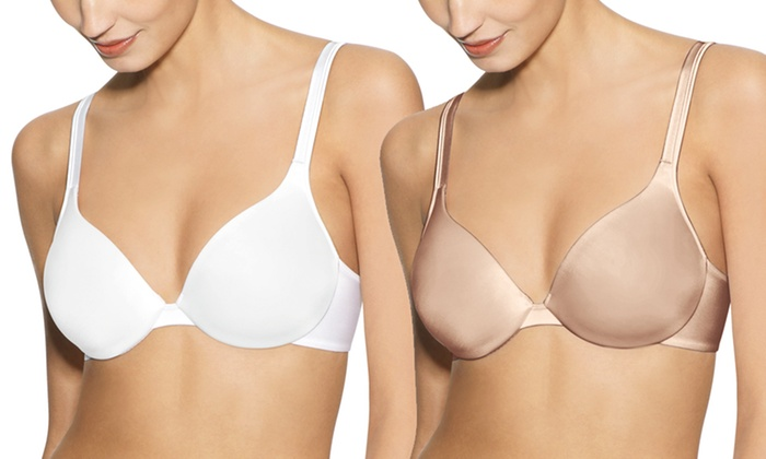Bali One Smooth U Underwire Lift : Bali One Smooth U Underwire Lift Bra 2-Pack. Multiple Colors Available. Free Shipping.