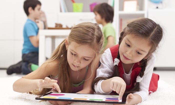 Leaps In Learning - Saint Clair Shores: Four Weeks of Preschool Childcare from Leaps In Learning Enrichment Center (10% Off)