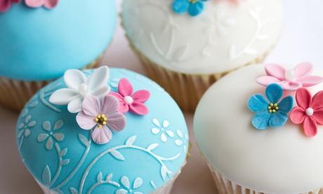 Curso de decoración de galletas o cupcakes para una o dos personas desde 14,90 € o de tartas fondant desde 19,90 €
