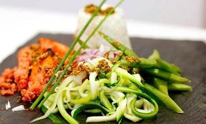 Nutt: Curso de cocina exótica para 1 o 2 personas desde 19,90 €
