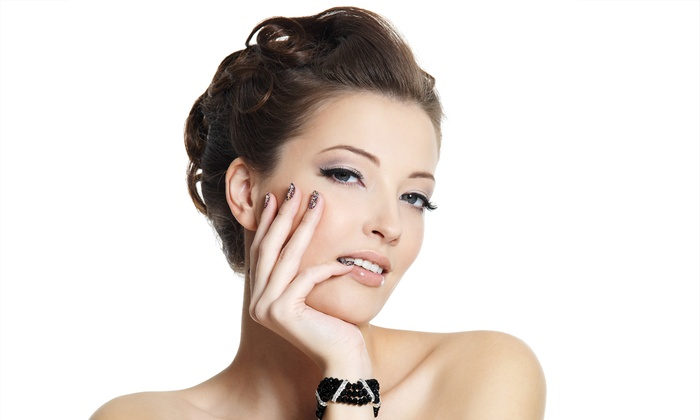 Beauty Salon care - Vaughan: C$30 for a Full Updo at Beauty Salon Care (C$68 Value)