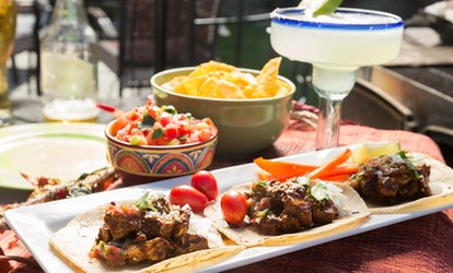 image for Spanish and <strong>Mexican</strong> Cuisine at Viva La Vida (Up to 41% Off)