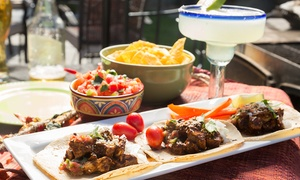 The Ole Room Everything Mexican: Mexican Dinner with Margaritas at The Ole Room Everything Mexican (41% Off). Two Options Available.