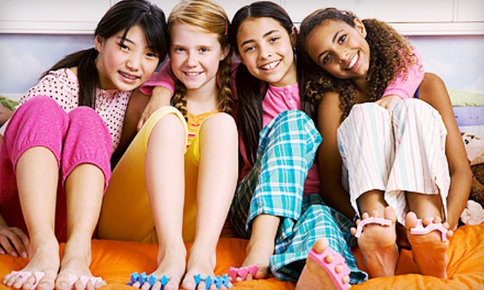 Lil Miss Diva Couture - Milpitas: Miss Diva Mobile Spa Party Package for Up to Six Kids from Lil Miss Diva Couture (Up to 75% Off). Two Options Available.