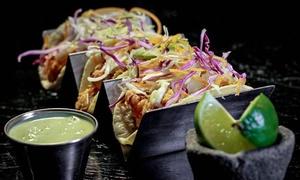La Bikina: Upscale Mexican Cuisine at La Bikina (Up to 51% Off). Three Options Available.