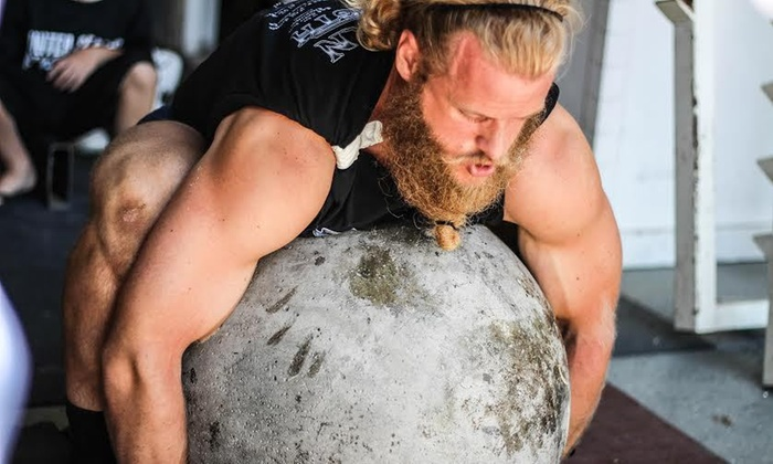 Untamed Strength - Carmichael: Eight Personal Training Sessions at Untamed Strength (42% Off)