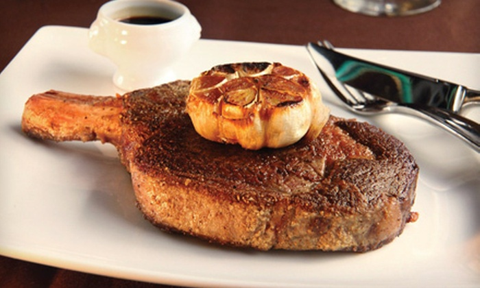 Prime 1000 - Downtown St. Louis: $50 Worth of Upscale Steak-House Cuisine