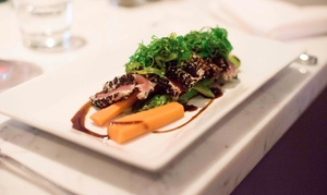Cafe Des Arts Miami: Five-Course Gourmet Meal for Two or Four at Cafe Des Arts Miami (Up to 43% Off). Two Options Available.