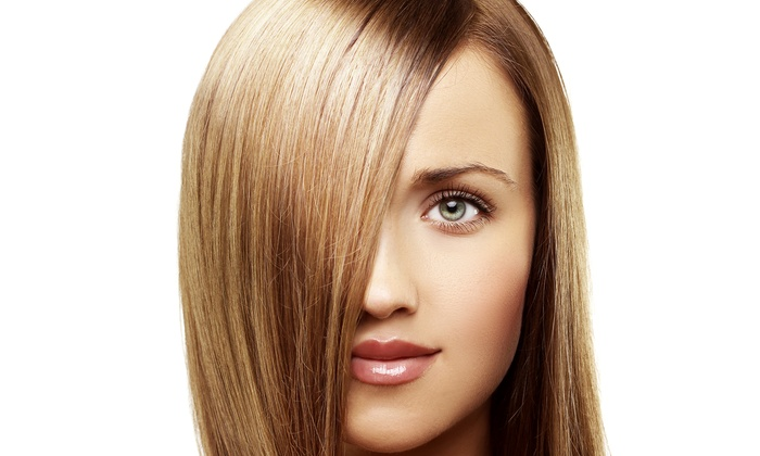 Cathee Clang at Hair on 5th Avenue - Downtown Scottsdale: $104 for a Keratin Smoothing Treatment at Hair On 5th Avenue ($350Value)