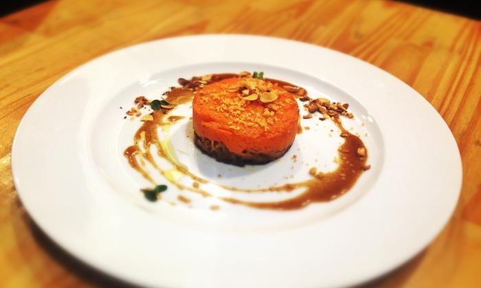 Cuisine bistronomique pour 2 restaurant l 39 acropolitain - Cuisine bistronomique ...