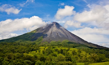 ✈ 8-Day Costa Rica Trip with Airfare and Rental Car from Travel by Jen. Price per Person Based on Double Occupancy.