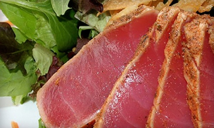Spencer Makenzie's Fish Company - San Buenaventura (Ventura): Modern Beach Fare at Spencer Makenzie's Fish Company (Half Off). Two Options Available.