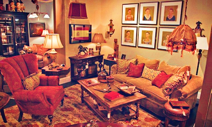 Djuna - Civic Center: Furniture and Home Accents at Djuna (60% Off). Two Options Available.