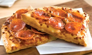 Domino's Pizza : Pizza, Appetizer, and Soda Meals at Domino's Pizza (40% Off). Two Options Available.