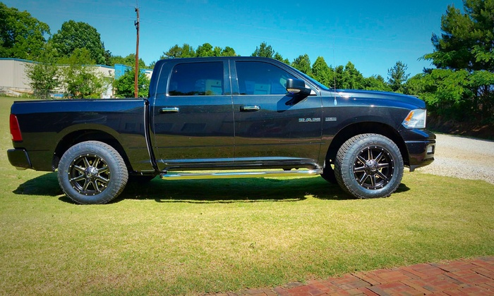 Forefront Customs - Mauldin: $45 for $85 Worth of Exterior Car Accessories — Forefront Customs