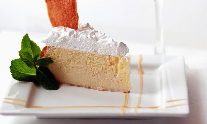 Crave Dessert Bar - Fourth Ward: $11 for $20 Worth of Small Plates and Desserts at Crave Dessert Bar