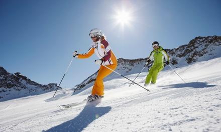 Teruel: 1 noche para 1 con pase de esquí y desayuno en El Albergue Más Blanco
