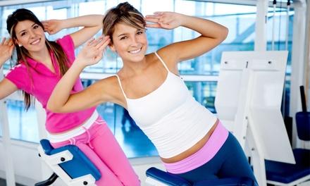 1, 2 oder 3 Monate Fitness nur für Frauen inkl. aller Geräte und Kurse bei INJOY Lady Braunschweig ab 29,90 €