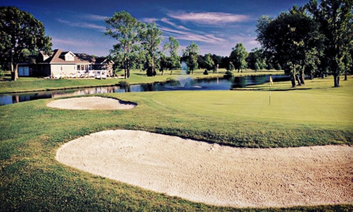 Avalon Golf Club - Middle: 18-Hole Round for Two or Four with Cart Rental at Avalon Golf Club (Up to 69% Off)