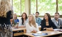 Curso de inglés de 16 horas o curso intensivo de inglés de 24 o 40 horas desde 49,90 € en Idiomas Beca
