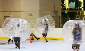 NorCal Indoor Sports: One or Two Hours of Bubble Soccer with Facility Rental for Up to 15 at NorCal Indoor Sports (62% Off)