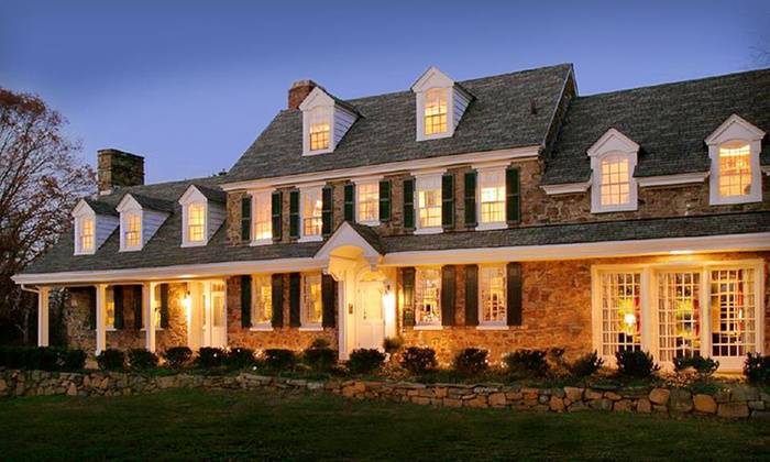 Chimney Hill Estate & The Ol' Barn Inn - Lambertville, NJ: Two-Night Stay with Restaurant Credit and Vineyard Tour at Chimney Hill Estate & The Ol' Barn Inn in Lambertville, NJ