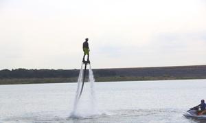 Austin Lake Fun: Up to 42% Off Flyboarding at Austin Lake Fun