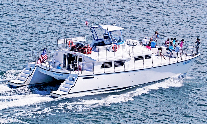 Bay Spirit Tours - Hyannis: 75-Minute Lighthouse Tour by Boat for Two or Four from Bay Spirit Tours (Up to 52% Off)