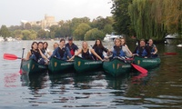 Half-Day Canoe Hire for Up to Eight at Canoe and Kayak Tours (38% Off)